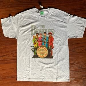 Vintage Beatles St. Peppers Band Lonely Hearts Tee
